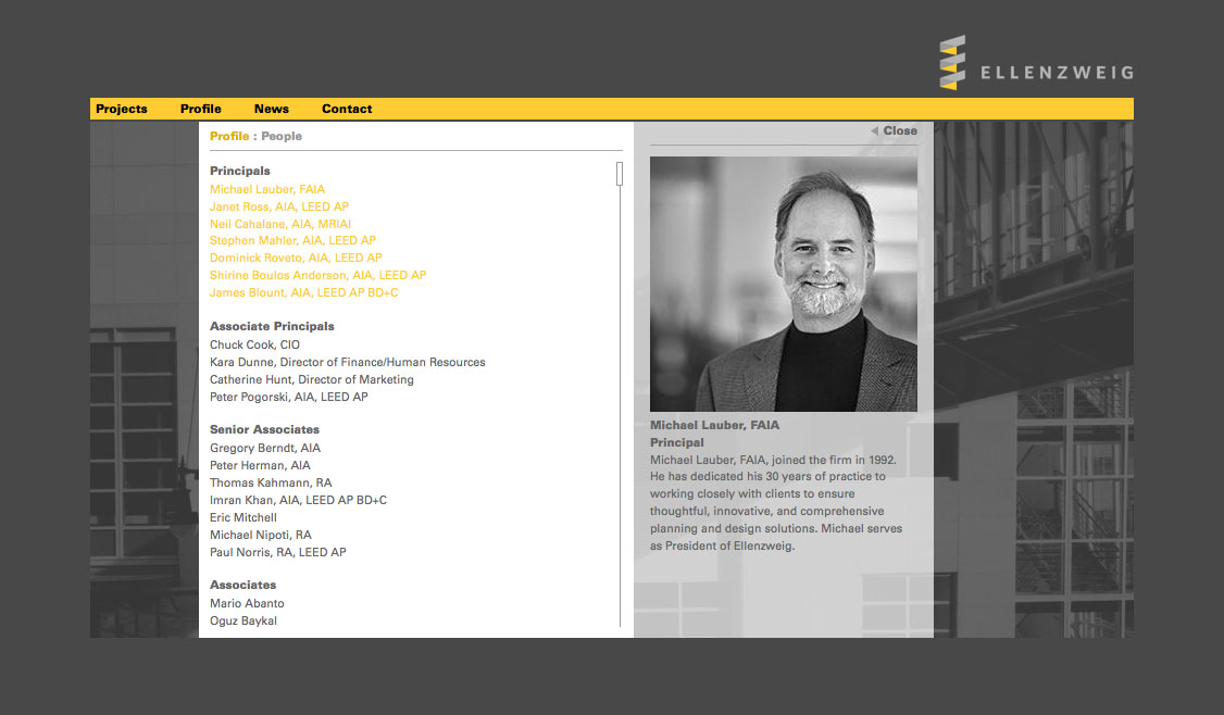 ellenzweig profile page