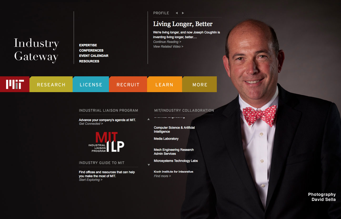 ILP industry section